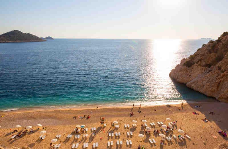 places libres plage
