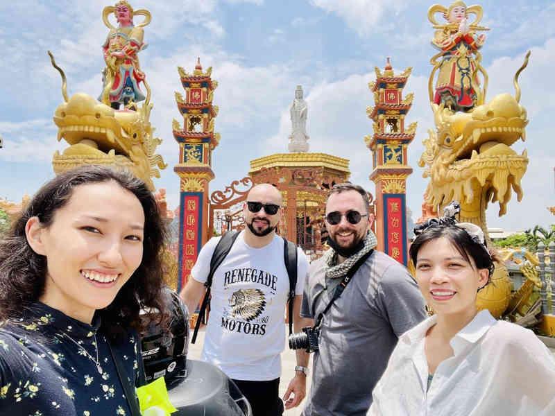 road trip en asie amis